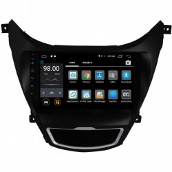 Штатная магнитола Carmedia MKD-9045 Hyundai Elantra 2013+