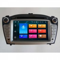 Штатная магнитола Carmedia MKD-H708-P30-8 Hyundai ix35