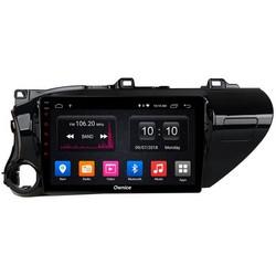 Магнитола Carmedia OL-1686-2D-Q для Toyota Hilux 2015+