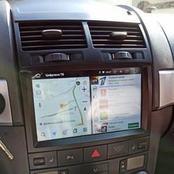 Магнитола Carmedia OL-9106-2D-L для VW Touareg 2002-2010