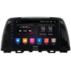 Магнитола Carmedia OL-9580-2D-D для Mazda Mazda 6 2012-2014 с поддержкой всех штатных функций