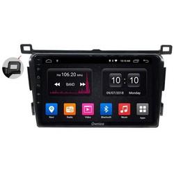 Магнитола Carmedia OL-9607-2D-P для Toyota RAV4 2013+