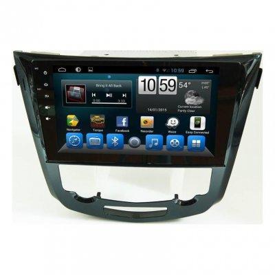 Штатная магнитола CarMedia KR-1030 T8 Nissan Qashqai II, X-trail