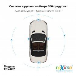 Система кругового обзора roXimo RBV-002