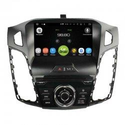 Штатная магнитола roXimo CarDroid RD-1701D Ford Focus 2011+ c DS