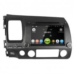 Штатная магнитола roXimo CarDroid Android RD-1901 Honda Civic 4D