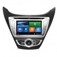 Штатная магнитола MyDean 2092 Hyundai Elantra 2014+