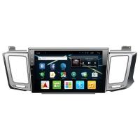 Штатная магнитола на Android MyDean 4468 Toyota RAV4 2013+