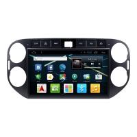 Штатная магнитола на Android MyDean 4489 Volkswagen Tiguan