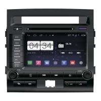 Штатная магнитола MyDean 5060-1 Toyota Land Cruiser 200 2012+