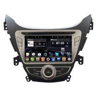 Штатная магнитола DAYSTAR DS-7052HD Hyundai Elantra 2011-2013