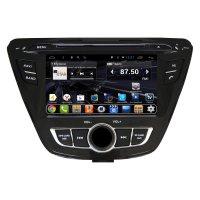 Штатная магнитола DAYSTAR DS-7067HD Android для Hyundai Elantra