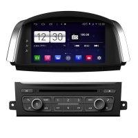 Штатная магнитола FarCar Winca M329 для Renault Koleos 2014+