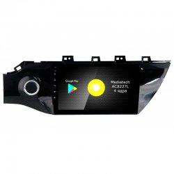 Штатная магнитола Roximo серии S10 RS-2312 KIA Rio K2 2017