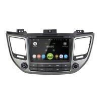 Штатная магнитола roXimo CarDroid RD-2012D Hyundai Tucson 2016+