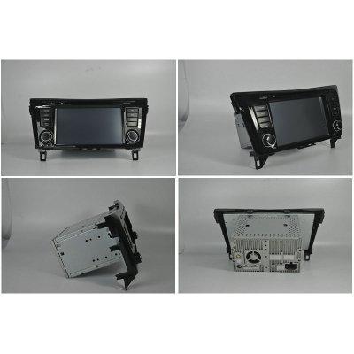 Штатная магнитола CarMedia U9-6085-T8 Nissan Qashqai, X-Trail
