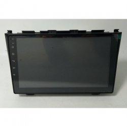 Штатная магнитола CarMedia U9-6256-T8 для Honda CRV III
