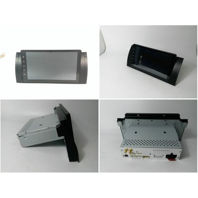 Штатная магнитола CarMedia U9-6531-T8 для BMW X5 (E53,E39,E38)