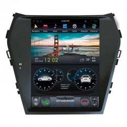Штатная магнитола CarMedia ZF-1157 для Hyundai Santa Fe 2012+