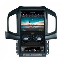 Штатная магнитола CarMedia ZF-1803 для Chevrolet Captiva 2011+
