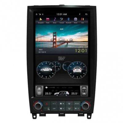 Штатная магнитола CarMedia ZF-1226 для Infinity QX50